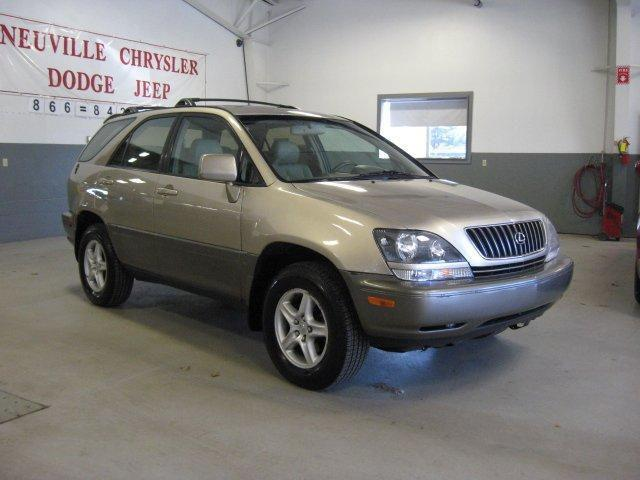 1999 lexus rx 300 base for sale in waupaca wisconsin classified. Black Bedroom Furniture Sets. Home Design Ideas