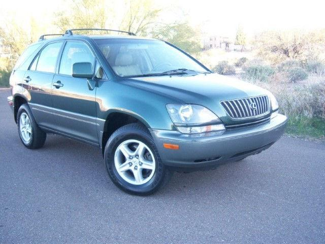 1999 lexus rx 300 base for sale in fountain hills arizona classified. Black Bedroom Furniture Sets. Home Design Ideas
