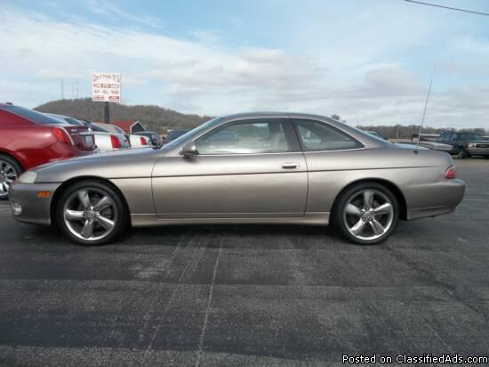 1999 lexus sc300 for sale in cave city kentucky classified. Black Bedroom Furniture Sets. Home Design Ideas