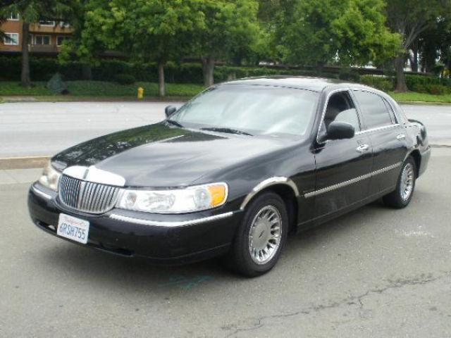 1999 Lincoln Town Car Cartier For Sale In Fremont California