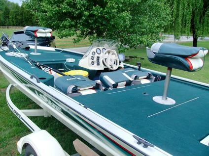 1999 Lowe 180 Aluminum Bass Boat For Sale In Dallas Texas