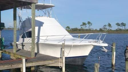 1999 Luhrs 360 Convertible For Sale In Pensacola Florida