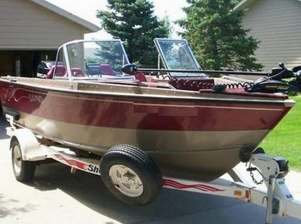 1999 Lund 1800 Fisherman Boat for Sale in Atlanta, Georgia