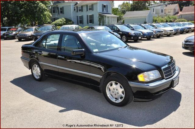 1999 mercedes benz c class c230 kompressor for sale in. Black Bedroom Furniture Sets. Home Design Ideas