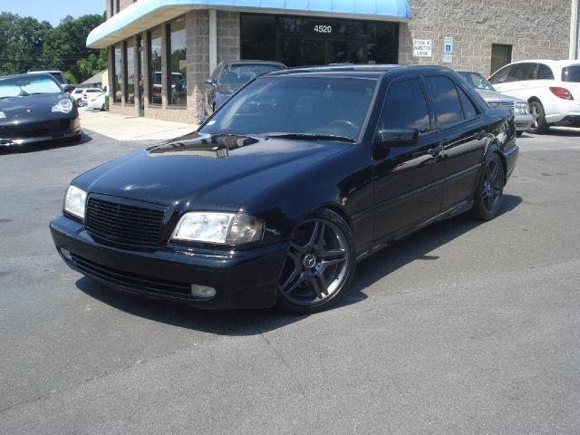 1999 mercedes benz c class c43 for sale in durham north for Mercedes benz durham nc