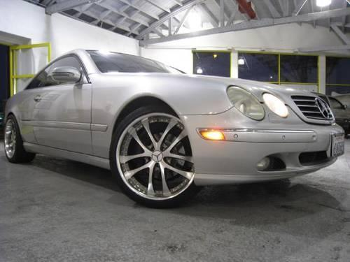 1999 mercedes benz cl class for sale in south gate for 1999 mercedes benz cl500 for sale