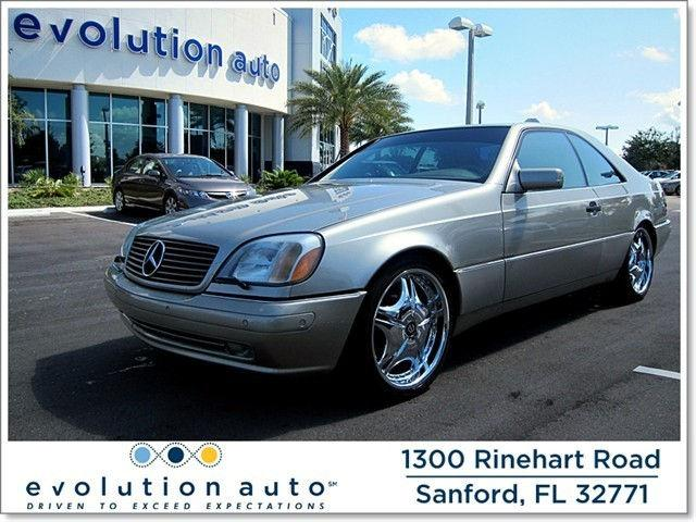 1999 mercedes benz cl class cl500 for sale in sanford for Mercedes benz sanford florida