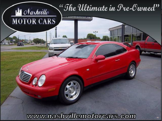 1999 Mercedes Benz Clk Class Clk320 For Sale In Smyrna