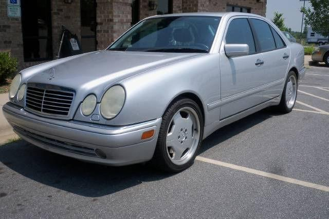 1999 mercedes benz e class for sale in statesville north for 1999 mercedes benz e class
