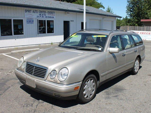 1999 mercedes benz e class awd everett wa for sale in for Mercedes benz washington