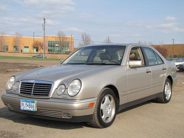 1999 mercedes benz e class e430 for sale in hopkins minnesota classified. Black Bedroom Furniture Sets. Home Design Ideas