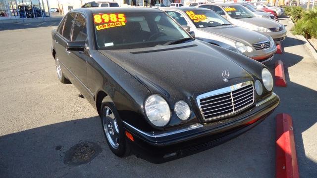 1999 mercedes benz e class e430 for sale in las vegas for Mercedes benz for sale las vegas