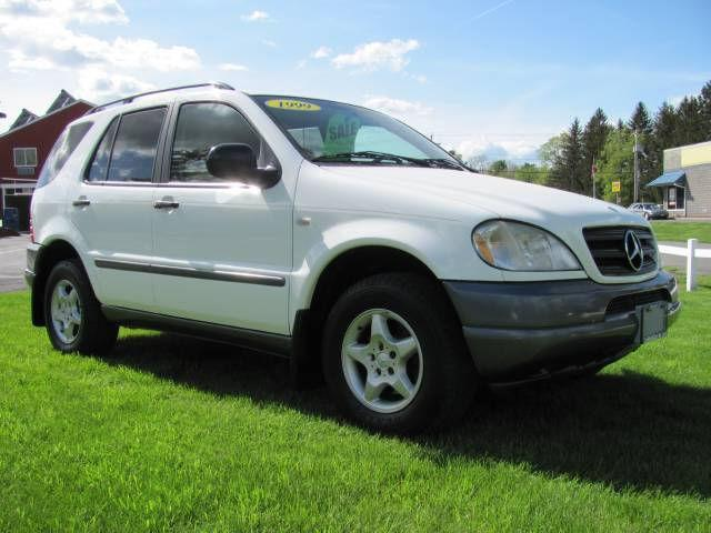 1999 mercedes benz m class ml320 for sale in glenmont new for Mercedes benz 1999 ml320