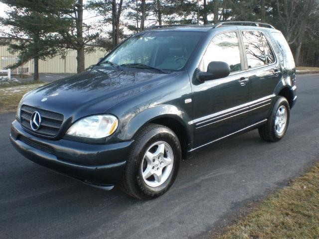 1999 mercedes benz ml320 review