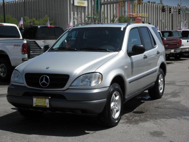 1999 mercedes benz m class ml320 for sale in longmont for Mercedes benz 1999 ml320