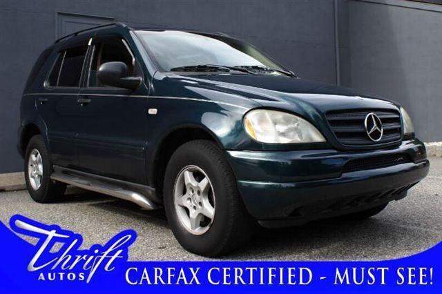 1999 mercedes benz m class ml320 for sale in morristown. Black Bedroom Furniture Sets. Home Design Ideas