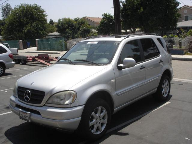 1999 mercedes benz m class ml430 for sale in el monte for Mercedes benz ml430 for sale