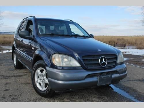 1999 mercedes benz m class ml430 for sale in old bridge