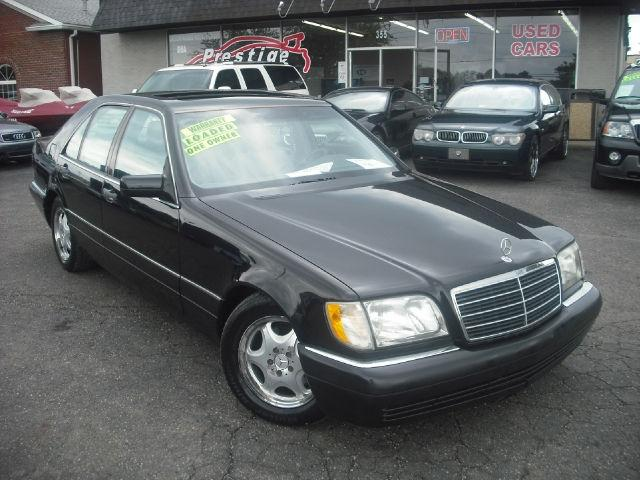 1999 mercedes benz s class s320 for sale in tallmadge for Mercedes benz ohio