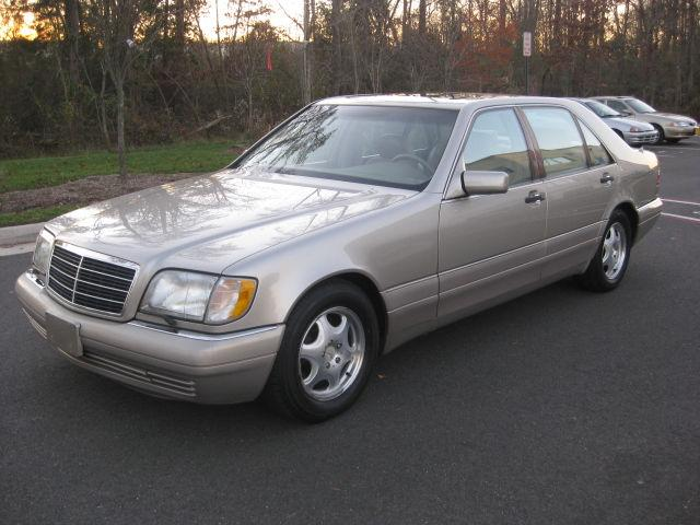 1999 mercedes benz s class s420 for sale in chantilly for Mercedes benz s420 for sale