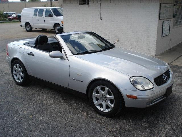 1999 mercedes benz slk class slk230 kompressor for sale in for 1999 mercedes benz slk 230 kompressor