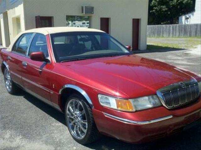 1999 mercury grand marquis ls for sale in woodbury new jersey classified. Black Bedroom Furniture Sets. Home Design Ideas