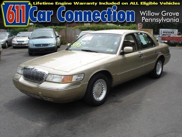 1999 mercury grand marquis ls for sale in willow grove pennsylvania classified. Black Bedroom Furniture Sets. Home Design Ideas