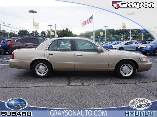 1999 Mercury Grand Marquis LS LS 4dr Sedan
