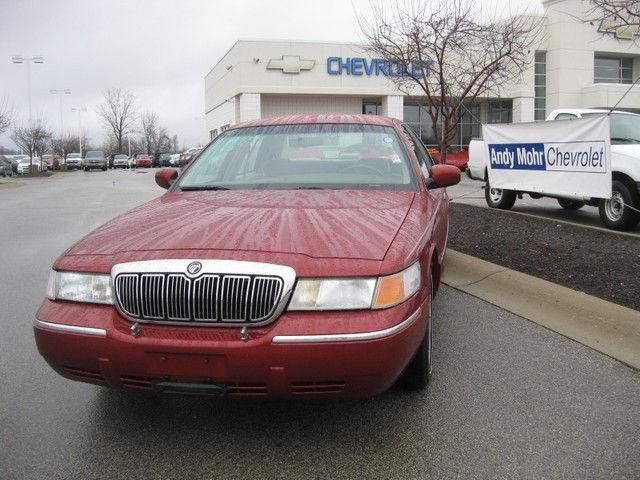 1999 mercury grand marquis ls for sale in plainfield indiana classified. Black Bedroom Furniture Sets. Home Design Ideas