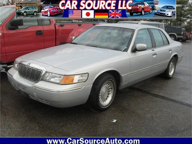 1999 mercury grand marquis ls for sale in grove city ohio classified. Black Bedroom Furniture Sets. Home Design Ideas