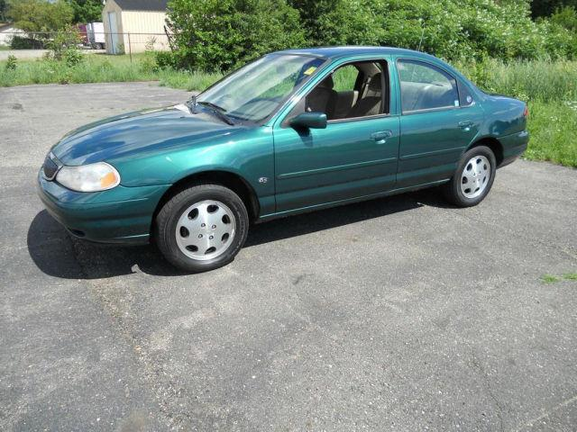 1999 Mercury Mystique Gs For Sale In Galesburg  Michigan Classified
