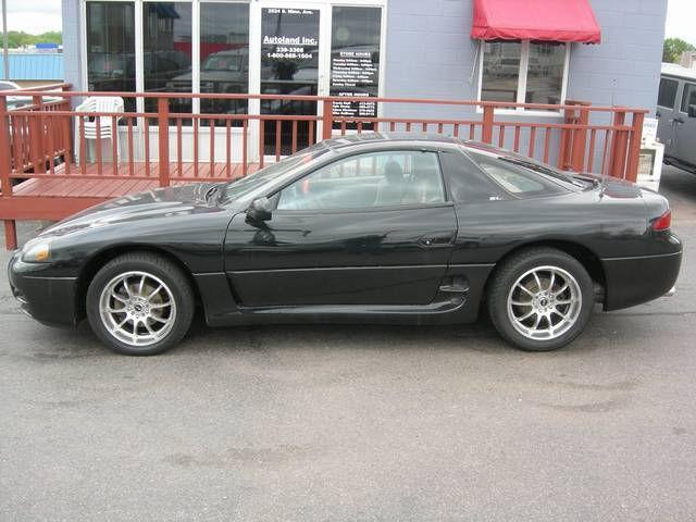 1999 mitsubishi 3000gt sl for sale in sioux falls south. Black Bedroom Furniture Sets. Home Design Ideas
