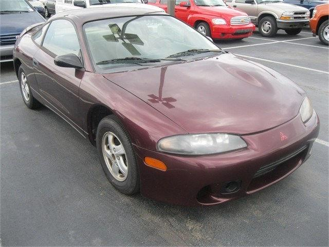1999 mitsubishi eclipse gs for sale in evansville indiana classified. Black Bedroom Furniture Sets. Home Design Ideas