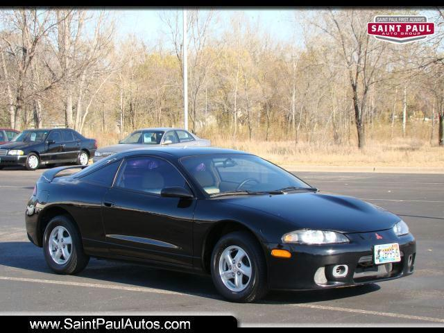 1999 mitsubishi eclipse rs for sale in mounds view minnesota classified. Black Bedroom Furniture Sets. Home Design Ideas