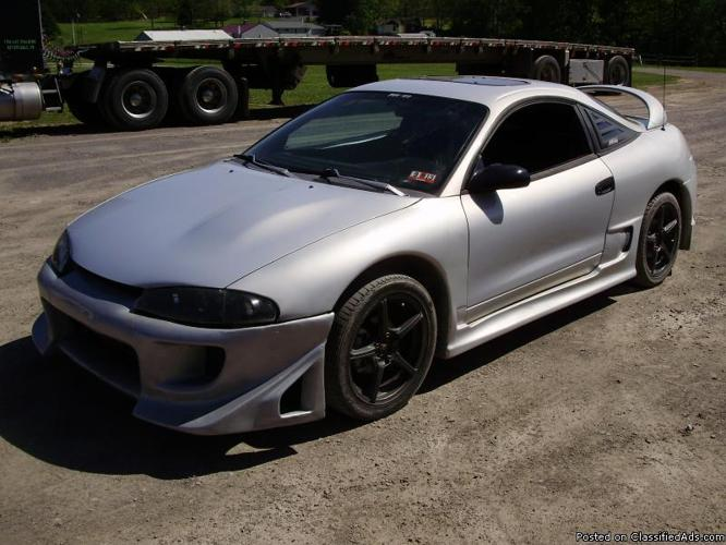 1999 mitsubishi eclipse rs for sale in crellin maryland classified. Black Bedroom Furniture Sets. Home Design Ideas