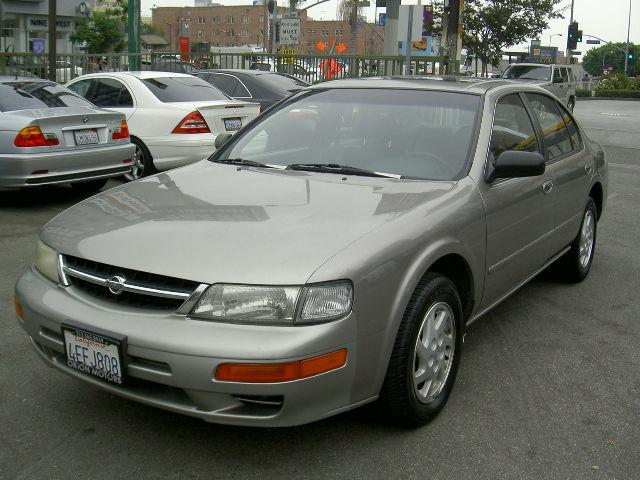 1999 Nissan Maxima Car For Sale: 1999 Nissan Maxima GLE For Sale In Los Angeles, California