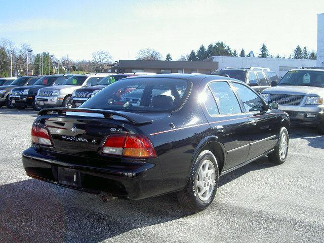 1999 Nissan Maxima Car For Sale: 1999 Nissan Maxima GLE For Sale In Hasbrouck Heights, New