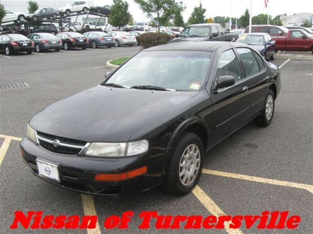 1999 Nissan Maxima Car For Sale: 1999 Nissan Maxima GXE For Sale In Turnersville, New