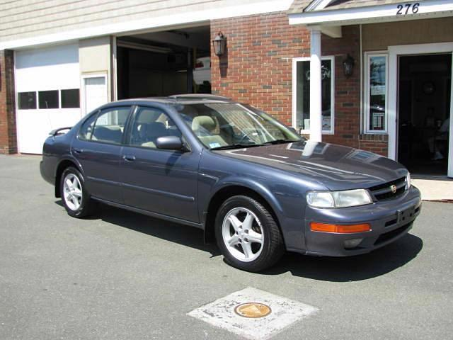 1999 nissan maxima se for sale in east windsor. Black Bedroom Furniture Sets. Home Design Ideas