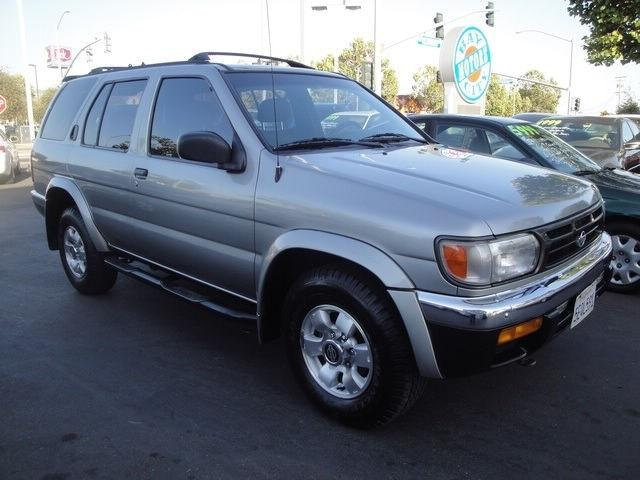 San Leandro Nissan >> 1999 Nissan Pathfinder LE for Sale in San Leandro