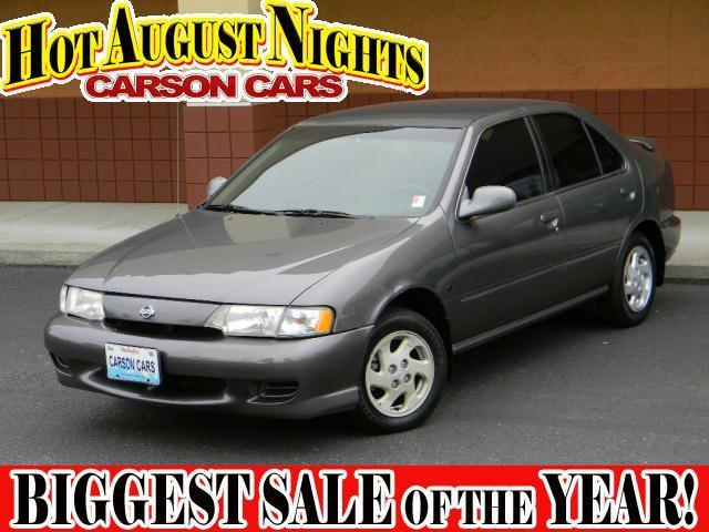 1999 nissan sentra gxe for sale in lynnwood washington classified. Black Bedroom Furniture Sets. Home Design Ideas