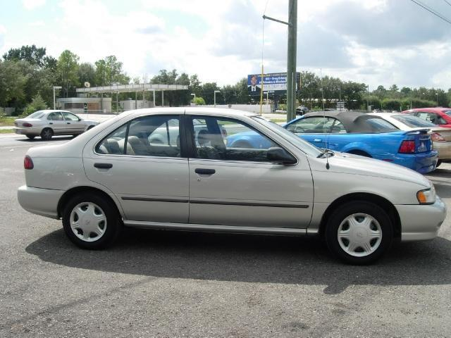 1999 nissan sentra gxe for sale in longwood florida classified. Black Bedroom Furniture Sets. Home Design Ideas