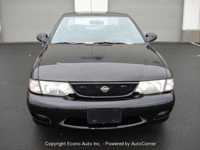 1999 nissan sentra se for sale in chantilly virginia classified. Black Bedroom Furniture Sets. Home Design Ideas