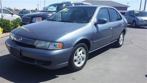 Yuba City Nissan >> 1999 Nissan Sentra Sedan GXE Sedan 4D for Sale in Tierra Buena, California Classified ...