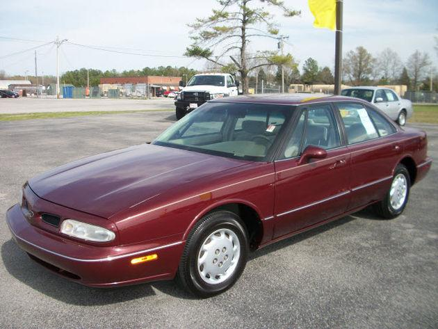 1999 Oldsmobile 88 For Sale In Wartburg Tennessee
