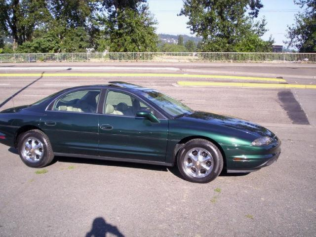 1999 oldsmobile aurora for sale in renton washington. Black Bedroom Furniture Sets. Home Design Ideas