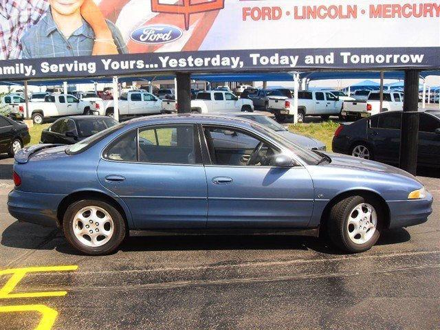 1999 oldsmobile intrigue gl for sale in el reno oklahoma. Black Bedroom Furniture Sets. Home Design Ideas