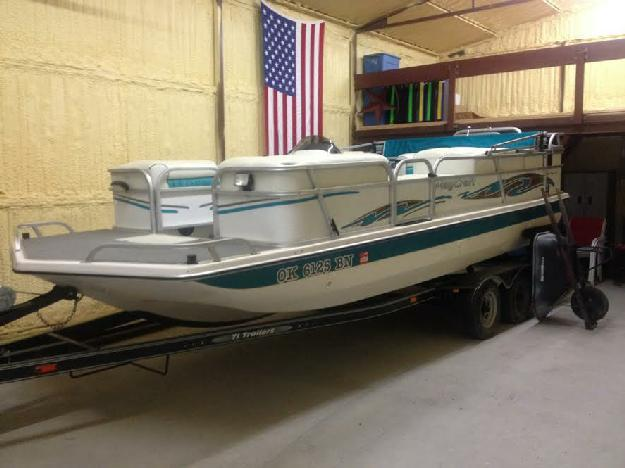 1999 Playcraft Deck Cruiser 20 In Oklahoma City Ok For