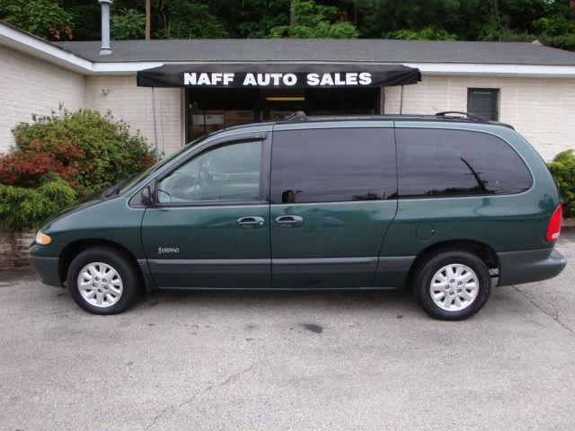 1999 plymouth grand voyager expresso for sale in roanoke. Black Bedroom Furniture Sets. Home Design Ideas
