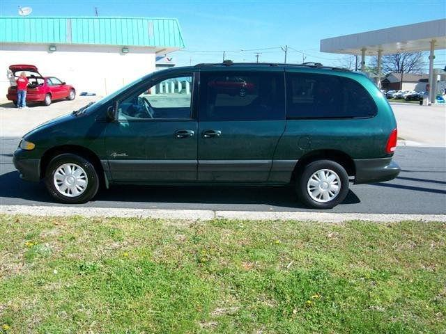 1999 plymouth grand voyager se for sale in graham north. Black Bedroom Furniture Sets. Home Design Ideas